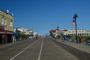 Ocean City - This place has so many things to offer and that is one of the reasons why Philadelphians are moving to New Jersey.